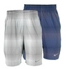 Men`s Gladiator 10 Inch Plaid Tennis Short by NIKE