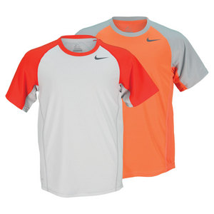 NIKE BOYS ADVANTAGE UV TENNIS CREW