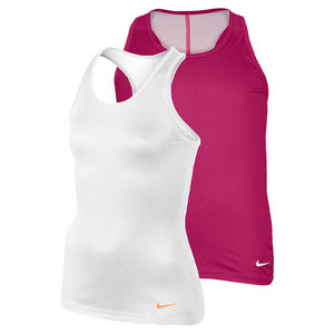 NIKE GIRLS SCULPT GFX 1 TRAINING TANK