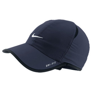NIKE YOUNG ATHLETES FEATHERLIGHT CAP OBSIDIAN