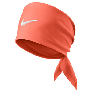 NIKE TENNIS SWOOSH BANDANA TURF ORANGE