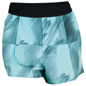 NIKE WOMENS WOVEN TENNIS SHORT GLACIER ICE