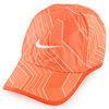 Men`s Seasonal Featherlight Tennis Cap Turf Orange by NIKE