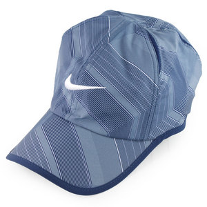 NIKE MENS SEASONAL FEATHERLIGHT CAP MID NAVY