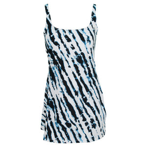 ELEVEN WOMENS APPROACH SHOT DRESS BLACK TIDY