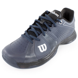 WILSON WOMENS RUSH SPORT SHOES GRAY/BLACK