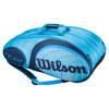 Team 12 Pack Tennis Bag Blue by WILSON