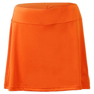 Women`s Sophisticated Speed Tennis Skort Orange