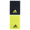 ADIDAS Large Tennis Wristband Night Shade and Solar Slime