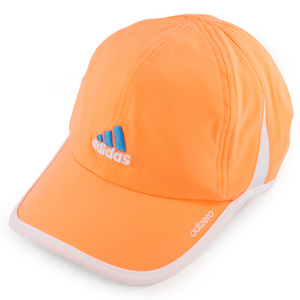 adidas WOMENS ADIZERO II TENNIS CAP GLOW ORANGE