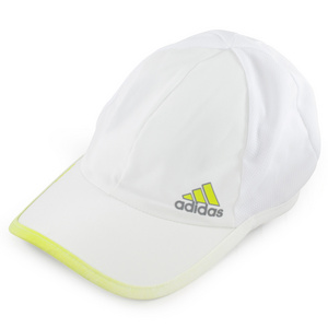 adidas ADIZERO CRAZY LIGHT TENNIS CAP WHITE
