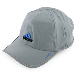 adidas ADIZERO II TENNIS CAP TECH GRAY/BLUE