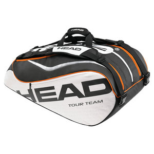 HEAD TOUR TEAM MONSTERCOMBI BAG BLACK/WHITE
