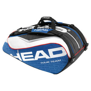 HEAD TOUR TEAM MONSTERCOMBI BAG BLUE/WHITE