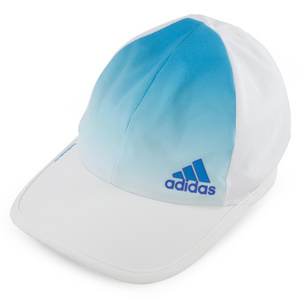 adidas WOMENS ADIZERO CRAZY LIGHT CAP WH/SOL BL