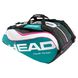 HEAD TOUR TEAM MONSTERCOMBI BAG TEAL/WHITE