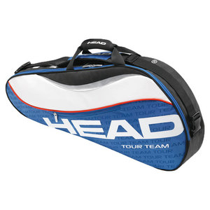 HEAD TOUR TEAM PRO TENNIS BAG BLUE/WHITE