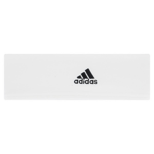 adidas TENNIS TIE BAND WHITE AND BLACK