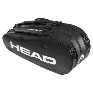 HEAD ORIGINAL COMBI TENNIS BAG BLACK