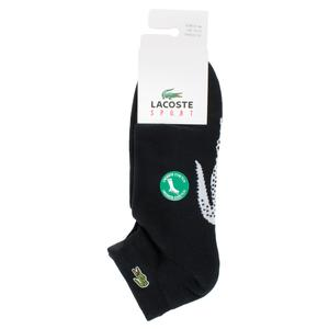 LACOSTE MENS QUARTER PED TENNIS SOCK