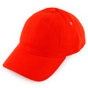 LACOSTE Men`s Pique Tennis Cap Red