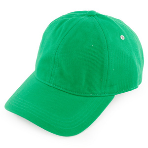 LACOSTE MENS PIQUE TENNIS CAP GREEN