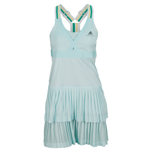 adidas WOMENS STELLA BARR AUSSIE DRESS WH/AQ