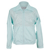 ADIDAS Girls` Stella McCartney Barricade Tennis Jacket Fresh Aqua