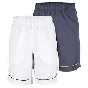 WILSON MENS SOLANA COLORBLOCK 10IN TENNIS SHORT