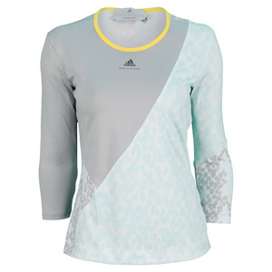 adidas WOMENS STELLA BARR LONG SLV TOP UNIVERSE