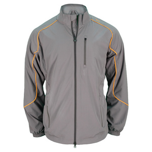 WILSON MENS SOLANA WVN WM UP TNS JACKET GRAPHT