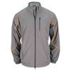 WILSON Men`s Solana Woven Warm Up Tennis Jacket Graphite