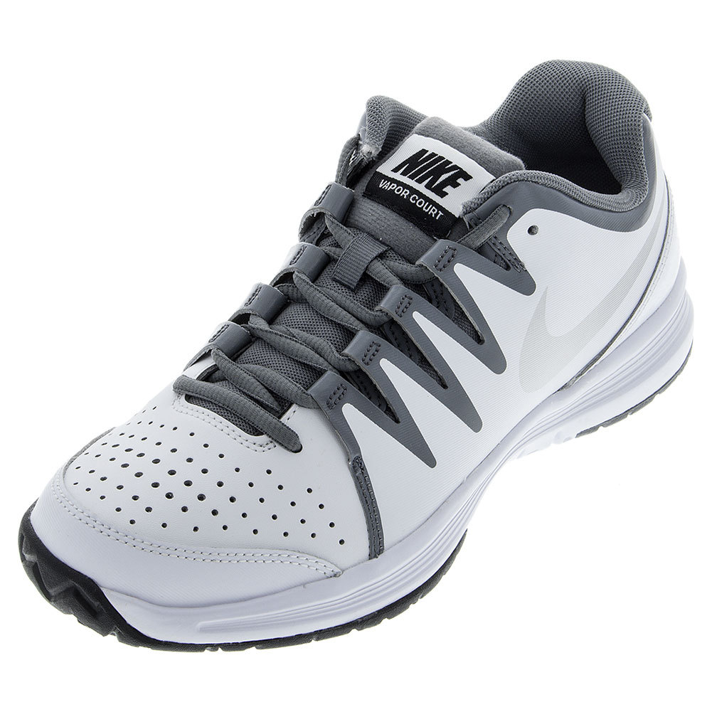 nike s vapor court tennis shoes white