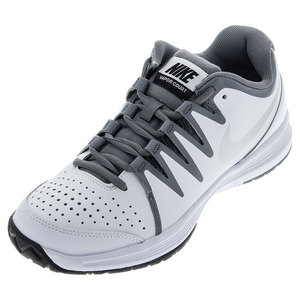 NIKE WOMENS VAPOR COURT TENNIS SHOES WHITE