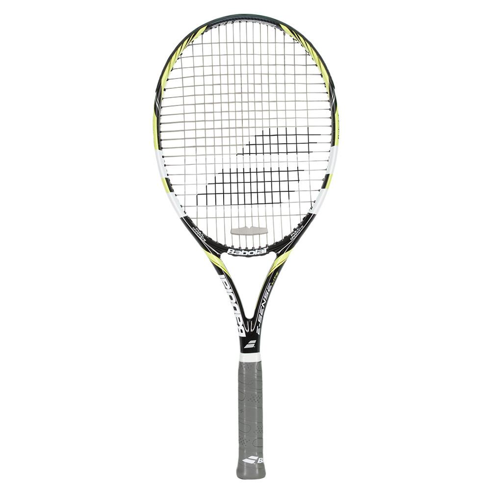 E- Sense Lite Yellow Prestrung Tennis Racquet