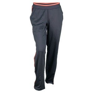 WILSON WOMENS SOLANA KNIT TENNIS PANT COAL