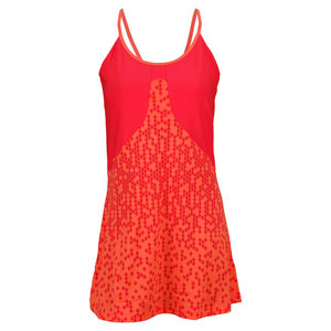 WILSON WOMENS SOLANA STRAPPY TENNIS DRESS