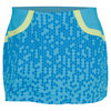 Women`s Solana Pixel 12.5 Inch Tennis Skirt by WILSON
