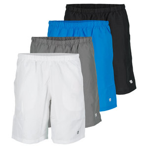 WILSON BOYS RUSH WOVEN 8 INCH TENNIS SHORT