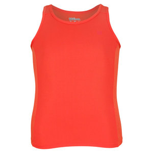 Girls` Sweet Success Tennis Tank