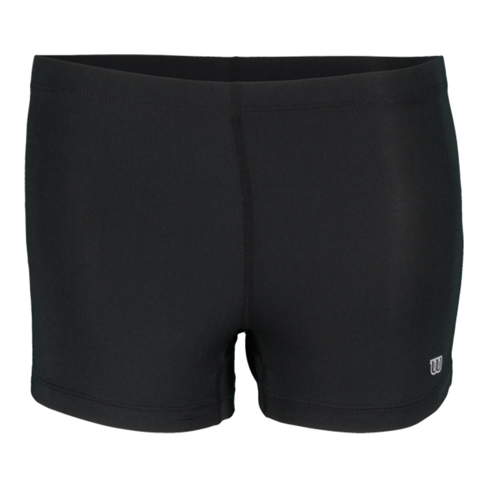 Girls ` Compression Tennis Short