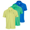 LACOSTE Men`s Short Sleeve Super Dry Raglan Sleeve Tennis Polo