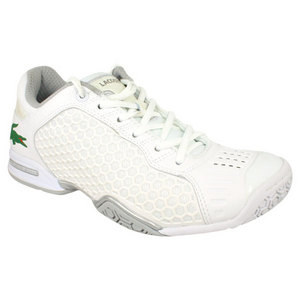 LACOSTE REPEL WOMEN`S TENNIS SHOES WHITE