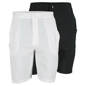 LACOSTE MENS TAFFETA STRETCH TENNIS SHORT
