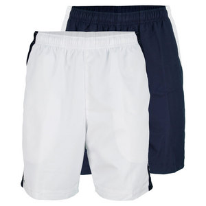 LACOSTE MENS TAFFETA COLOR BLOCK TENNIS SHORT