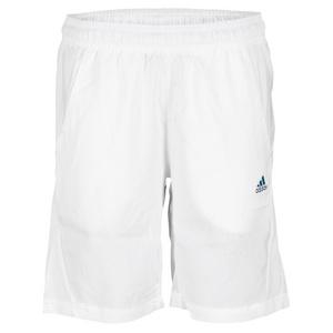 adidas BOYS ADIZERO BERMUDA SHORT WHITE