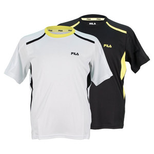 FILA BOYS CENTER COURT MESH TENNIS CREW