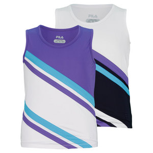 FILA GIRLS CENTER COURT TENNIS TANK