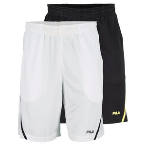 FILA MENS CENTER COURT TENNIS SHORT