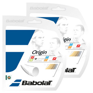 BABOLAT ORIGIN TENNIS STRING NATURAL